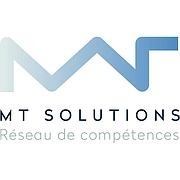 Logo of MT SOLUTIONS